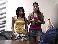 Crystal, Jane  18 year old girls spreading