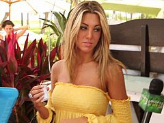 Sunni Mayweather  Havoc finds this French hottie...