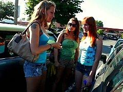 Tara Lynn Foxx, Katie Summers, Rebecca Blue  Tara Lynn Foxx, Katie Summers, Rebecca Blue