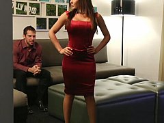 Madison Ivy  Lady in Red gets fucked