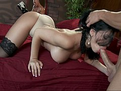 Rebeca Linares, Johnny Sins  Port of Cock, New Whoreleans