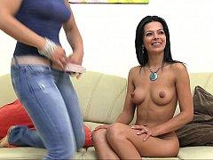 Shalina  Lesbian Casting